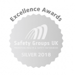 Awarded Silver for Safety Groups UK Excellence 2018
